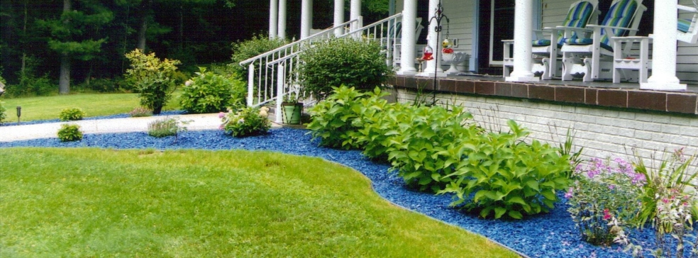 Oceanic Blue Mulch